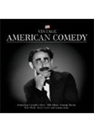 Various Artists - Vintage American Comedy