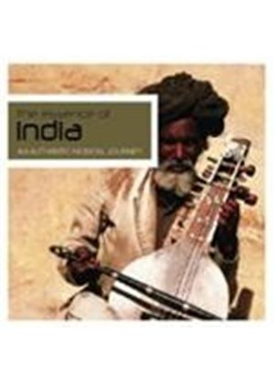 Various Artists - The Essence Of India (Music CD)