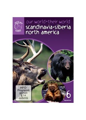 Our World Their World Vol.6 (North America/Siberia/Scandinavia)