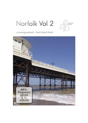 Norfolk Vol.2 - North East And South - A Moving Postcard