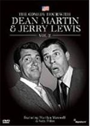 The Comedy Hour With Dean Martin And Jerry Lewis Vol.2