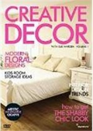 Creative Decor With Sue Warden Vol.1