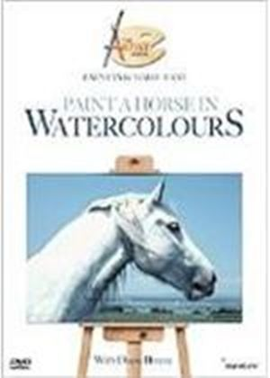 Painting Made Easy - Paint A Horse In Watercolours