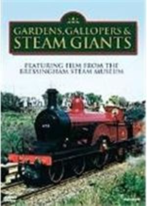 Gardens Gallopers And Steam Giants