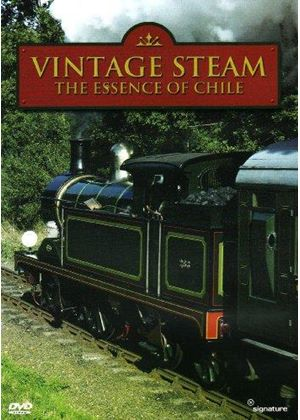 Vintage Steam - The Essence Of Chile