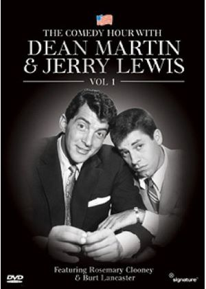 The Comedy Hour With Dean Martin And Jerry Lewis Vol.1
