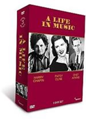 Patsy Cline  Harry Chapin And Chet Atkins - A Life In Music