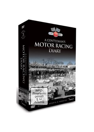 A Gentlemans Motor Racing Diary Vol.1