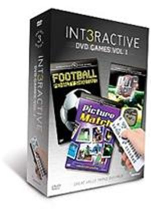 Interactive DVD Games Vol.1 (DVDi)