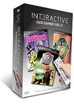 Interactive DVD Games Vol.2 (DVDi)
