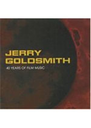 Soundtrack Compilation - Jerry Goldsmith - 40 Years Of Film Music (Music CD)