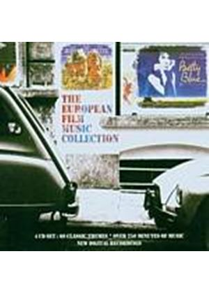 City Of Prague Philharmonic - The European Film Music Collection (Music CD)