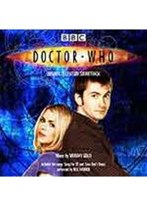 Murray Gold - Doctor Who - Soundtrack (Murray Gold) (Music CD)