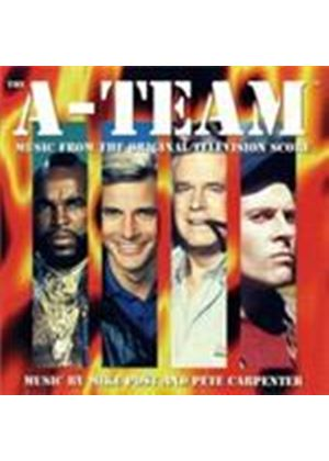 Daniel Caine Orchestra (The) - A-Team, The (Music CD)