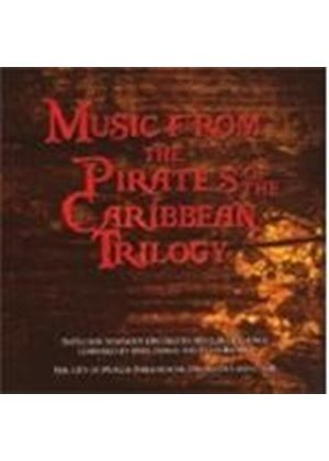 City Of Prague Philharmonic - Music From The Pirates Of Caribbean Trilogy (Music CD)
