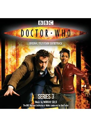 Doctor Who - Original Music from Series Three (Dr Who) (Music CD)