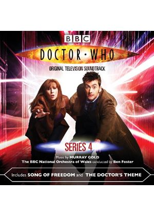 Doctor Who - Doctor Who Series 4 Original TV Soundtrack (Music CD)