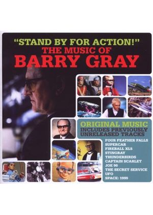 Various Artists - Stand By For Action (The Music Of Barry Gray) (Music CD)