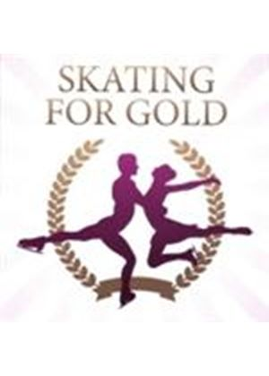 City Of Prague Philharmonic Orchestra (The) - Skating For Gold (Music CD)