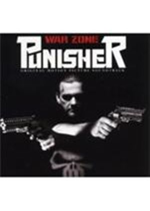 Various Artists - Punisher - War Zone (Music CD)