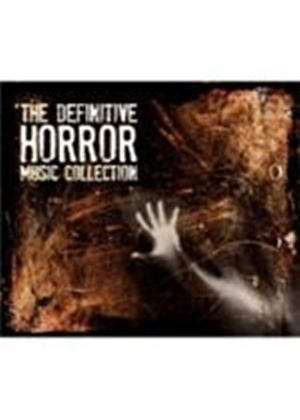 Various Artists - Definitive Horror Music Collection, The (Music CD)