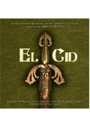 City Of Prague Philharmonic Orchestra And Chorus - El Cid (Music CD)