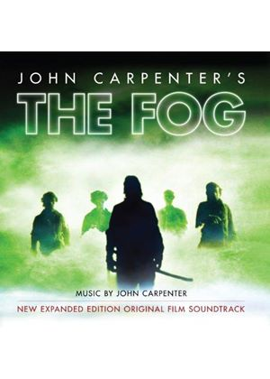 John Carpenter - The Fog OST (Music CD)