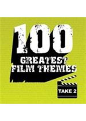 City Of Prague Philharmonic Orchestra - 100 Greatest Film Themes Vol.2 (Music CD)