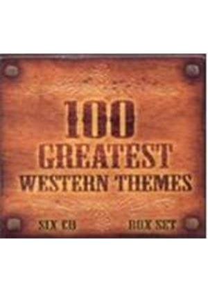 City Of Prague Philharmonic Orchestra - 100 Greatest Western Themes (Music CD)