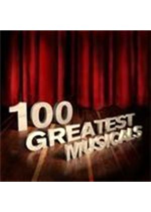 Various Artists - 100 Greatest Musicals (Music CD)