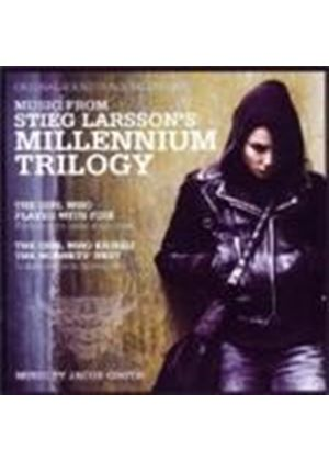 Various Artists - Music From Stieg Larsson's Millenium Trilogy (Music CD)