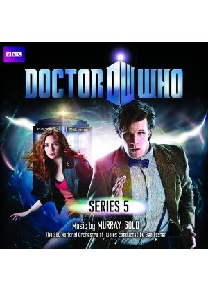 Murray Gold - Doctor Who Series 5 Original TV Soundtrack (Music CD)