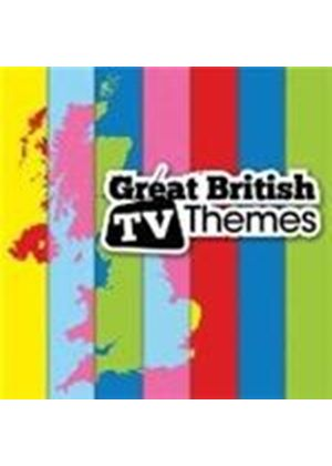 Various Artists - Great British TV Themes (Original Soundtrack) (Music CD)