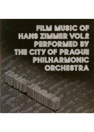 City of Prague Philharmonic Orchestra - Film Music Of Hans Zimmer (Original Soundtrack) (Music CD)