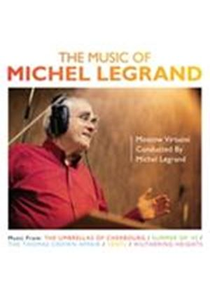 Michel Legrand - Music of Michel Legrand (Original Soundtrack) (Music CD)