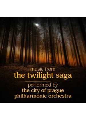 City of Prague Philharmonic Orchestra - Music From the Twilight Saga (Original Soundtrack) (Music CD)