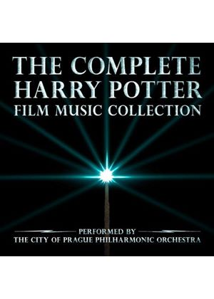 City of Prague Philharmonic Orchestra - Complete Harry Potter Film Music Collection (Original Soundtrack) (Music CD)