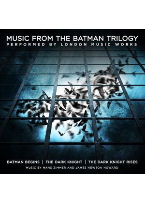 London Music Works - Music FromThe Batman Trilogy (Music CD)