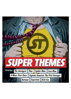 Various Artists - Super Themes (Music CD)