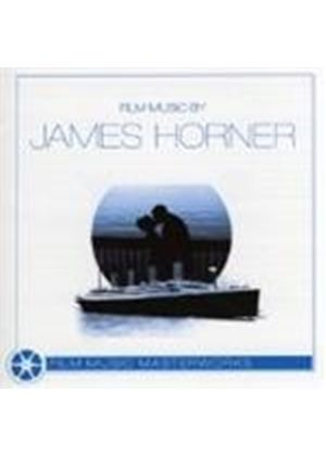 City Of Prague Philharmonic Orchestra - Film Music By James Horner