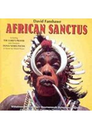 David Fanshawe - African Sanctus (Music CD)