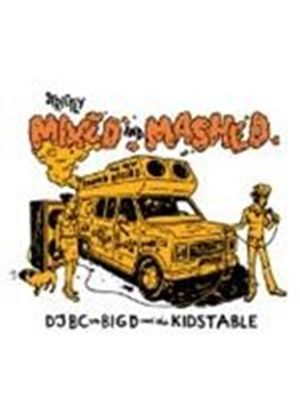 Big D & The Kids Table - Strictly Mixed And Mashed (Music CD)
