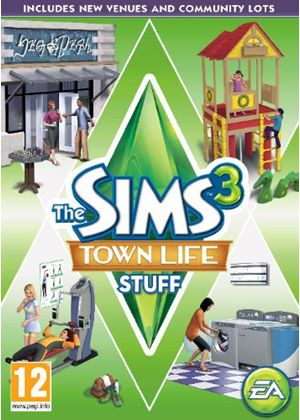 The Sims 3 - Town Life Stuff (PC)