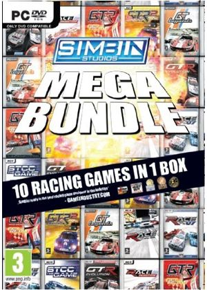 Simbin Studios Mega Bundle (PC)