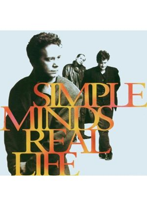 Simple Minds - Real Life (Remastered) (Music CD)