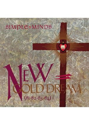 Simple Minds - New Gold Dream (81-82-83-84) (Remastered) (Music CD)