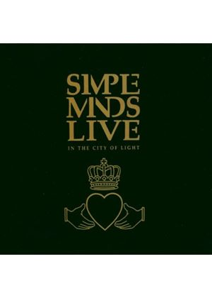 Simple Minds - Live In The City Of Light (Remastered) (Music CD)