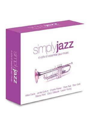 Various Artists - Simply Jazz (Music CD)