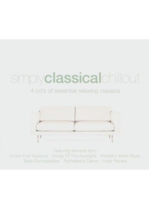 Various Composers - Simply Classical Chillout (Music CD)