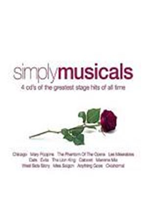 Various Artists - Simply Musicals (Music CD)
